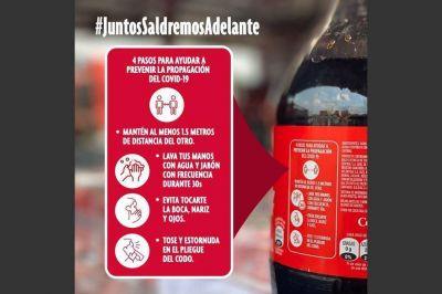 Coca-Cola FEMSA se solidariza en LatinoaméricaPor Fernando Pinetta - Redacción comercial