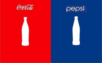 Enemigos íntimos: los ataques entre Coca Cola y Pepsi
