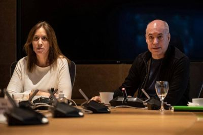 El positivo de Vidal reveló las cumbres del ala dialoguista del PRO
