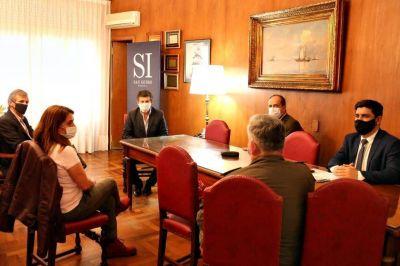 El Ministerio de Seguridad y el Municipio de San Isidro refuerzan el despliegue de Gendarmería en La Cava