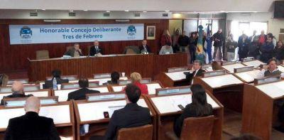 Tres de Febrero: El oficialismo acusa al Frente de Todos de montar un show por las galletitas