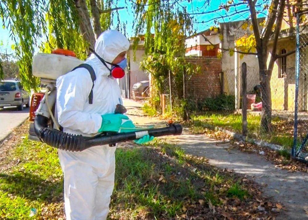 Lo que faltaba: Varela, Quilmes y Berazategui entre los municipios con brote de dengue