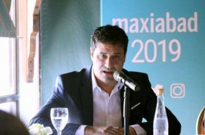 COVID-19: dio negativo el testeo al diputado provincial Maxi Abad