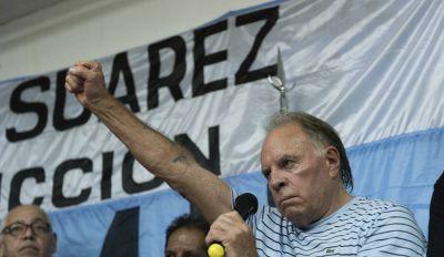"""""""El gobierno de Macri fue igual al de Videla"""""""
