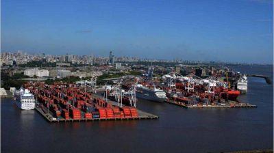 El puerto de Buenos Aires reduce sus tasas para atraer más buques