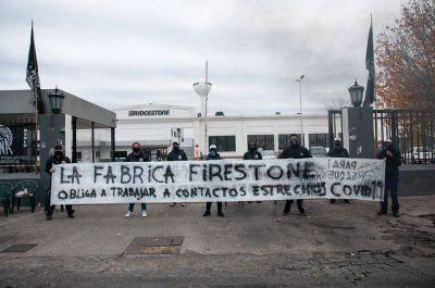 ¿Por qué hoy hubo un nuevo paro en la planta de Bridgestone de Llavallol?