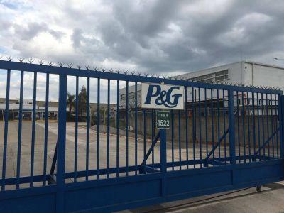 Cierran la planta de P&G por casos de Covid-19