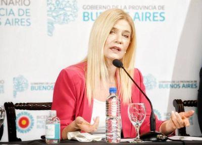 Verónica Magario, vicegobernadora bonaerense: