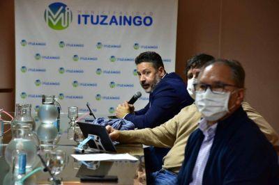 Gustavo Menéndez ratificó su apoyo hacia Kicillof en caso de que decida volver a fase 1