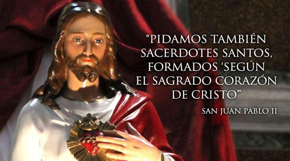 Hoy es la Jornada Mundial de Oración por la Santificación de los Sacerdotes