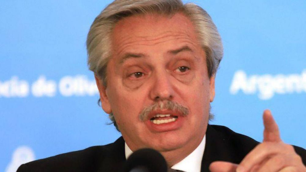 Alberto Fernández sobre la deuda: