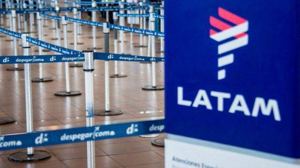 LATAM: ahora Gobierno está reunido con el CEO de la aerolínea