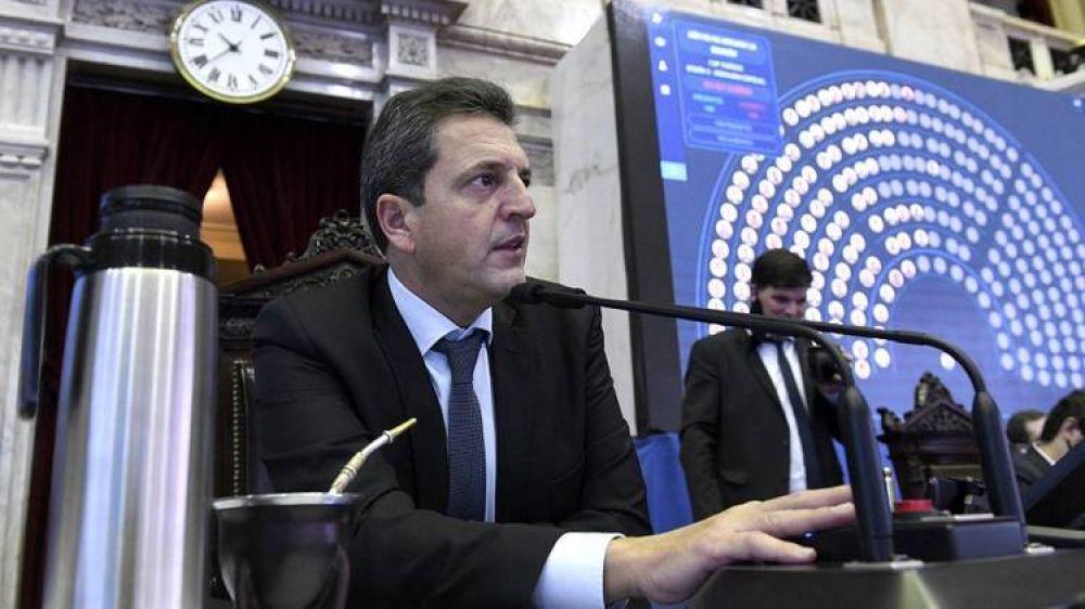 Plan B del Gobierno en el Congreso: se enfría la expropiación de Vicentin y analizan alternativas