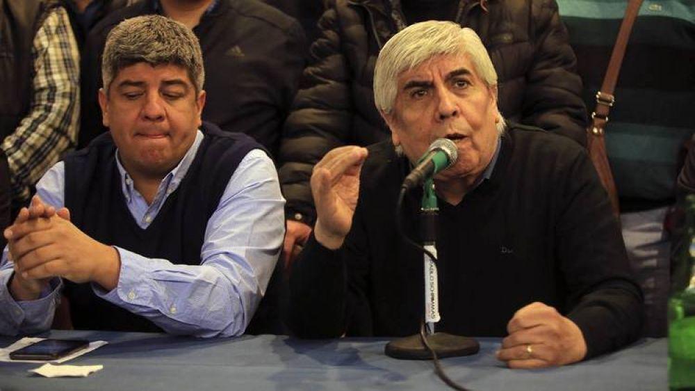 """""""Operación camión señor"""": cómo fue el espionaje ilegal a Hugo y Pablo Moyano"""