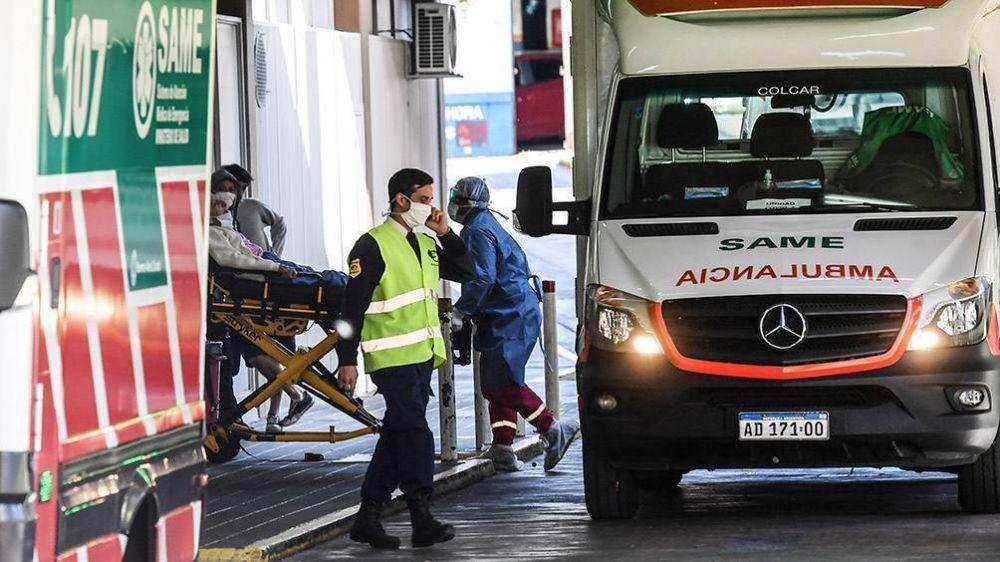 La Ciudad reportó más de 800 nuevos casos de coronavirus y ascienden a 382 los fallecidos