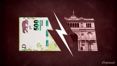 A Alberto le cuesta sostener los sueldos de los estatales: ya hay señales de un recorte indirecto