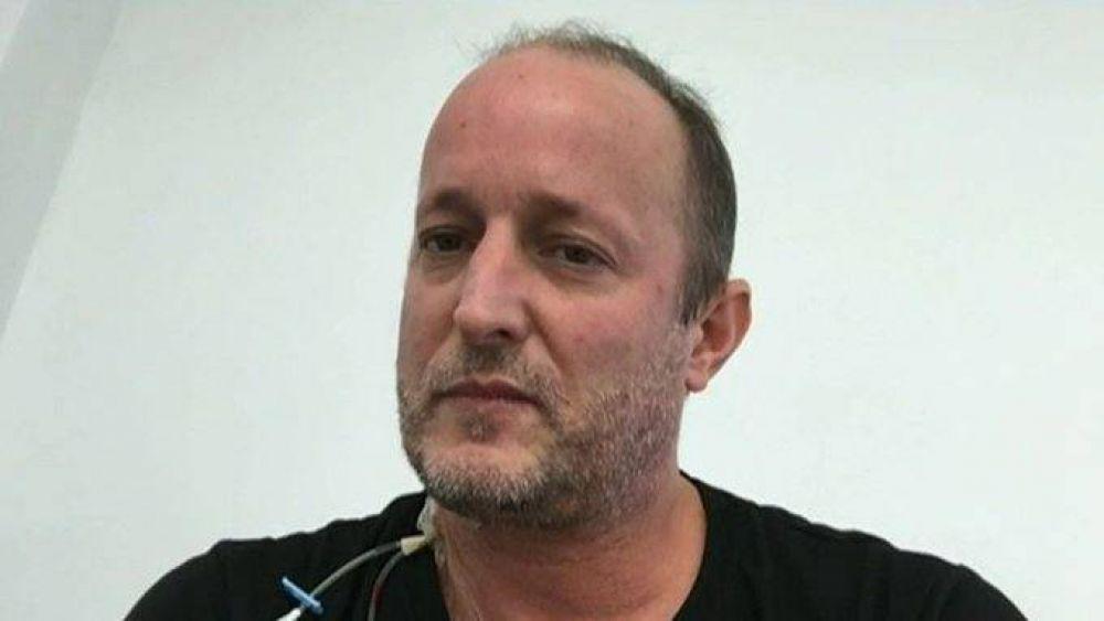Martín Insaurralde: sin fiebre hace 24 horas y con buena dinámica respiratoria