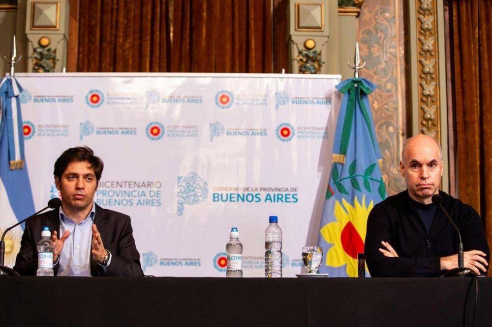 Coronavirus en la Argentina: la Ciudad busca opciones para no retroceder a la fase 1, como pretende la Provincia