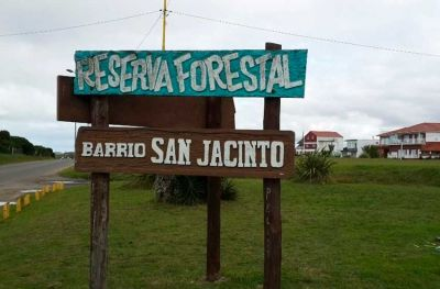 Vecinos del barrio San Jacinto denuncian que