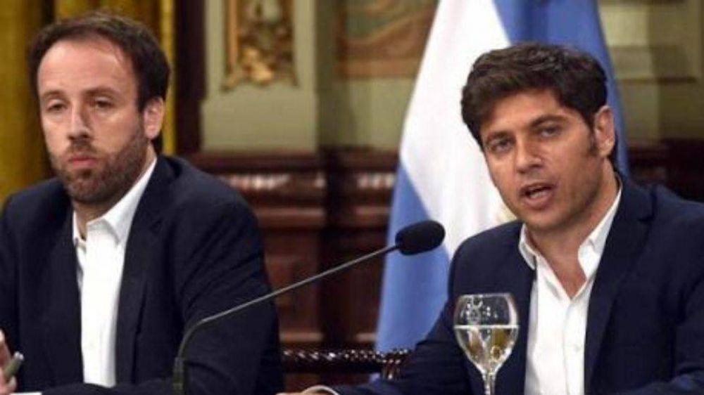 Kicillof extendió el canje de deuda provincial hasta el 31 de julio