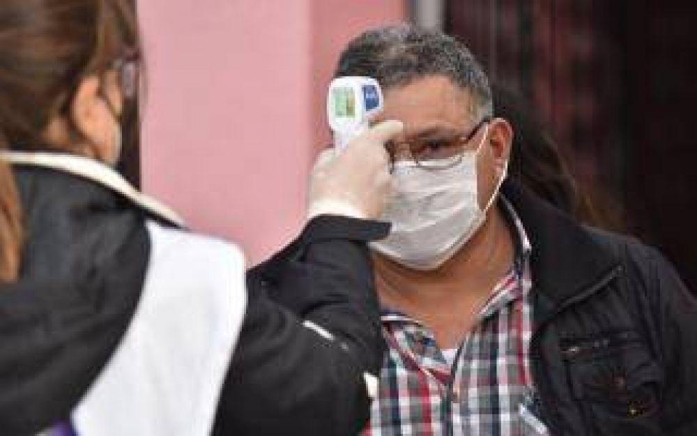 Coronavirus: 17 nuevos casos en La Plata y un fallecido