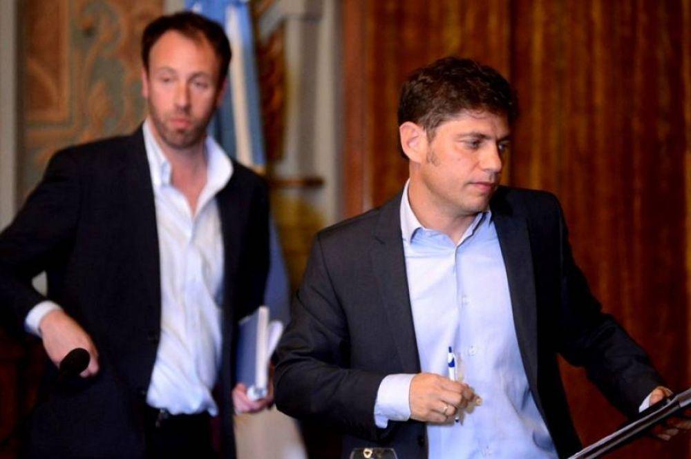 Para seguir negociando: Kicillof volvió a extender plazo de canje de deuda hasta el 31 de julio