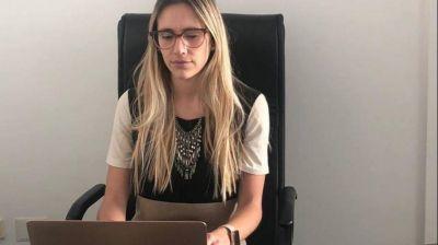 """Johanna Panebianco: """"Hay que empezar a correr el velo en cuestiones femeninas que son tabú"""""""
