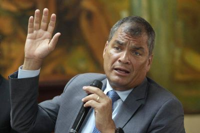 Preocupación del Partido Justicialista por la proscripción al espacio político de Correa