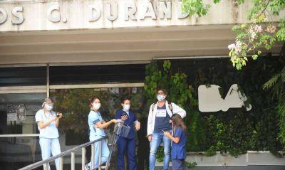 ATE responsabiliza a Larreta por la muerte de un enfermero al que no le entregó insumos