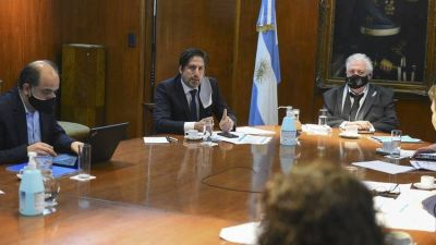 "Ginés González García, sobre la cuarentena obligatoria: ""Es deseable volver a fase 1"""