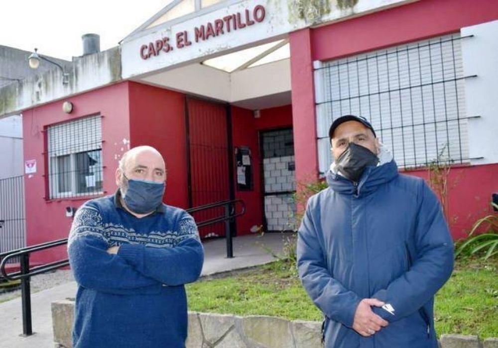 Campaña prevención de COVID-19 por distintos barrios de la perisferia marplatense