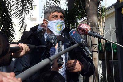 Espionaje ilegal: Pablo Moyano quiere