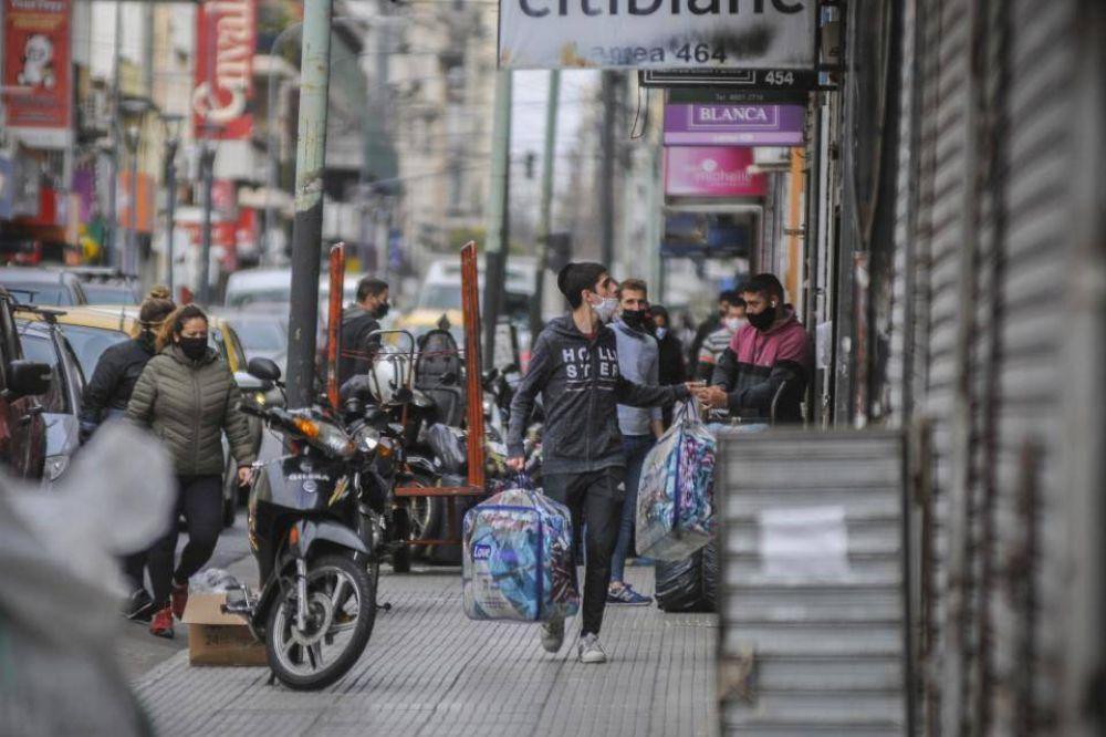 Cuarentena: En Ciudad dicen que es pronto para volver a la Fase 1