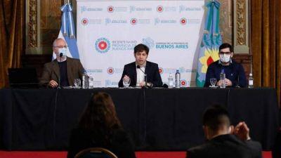"""""""Pamización"""" del IOMA: Ahora Kicillof apunta contra las instituciones que defienden a los médicos"""