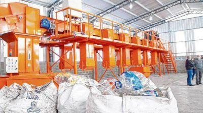 Firmat y la región ya tienen lista la planta para los residuos urbanos