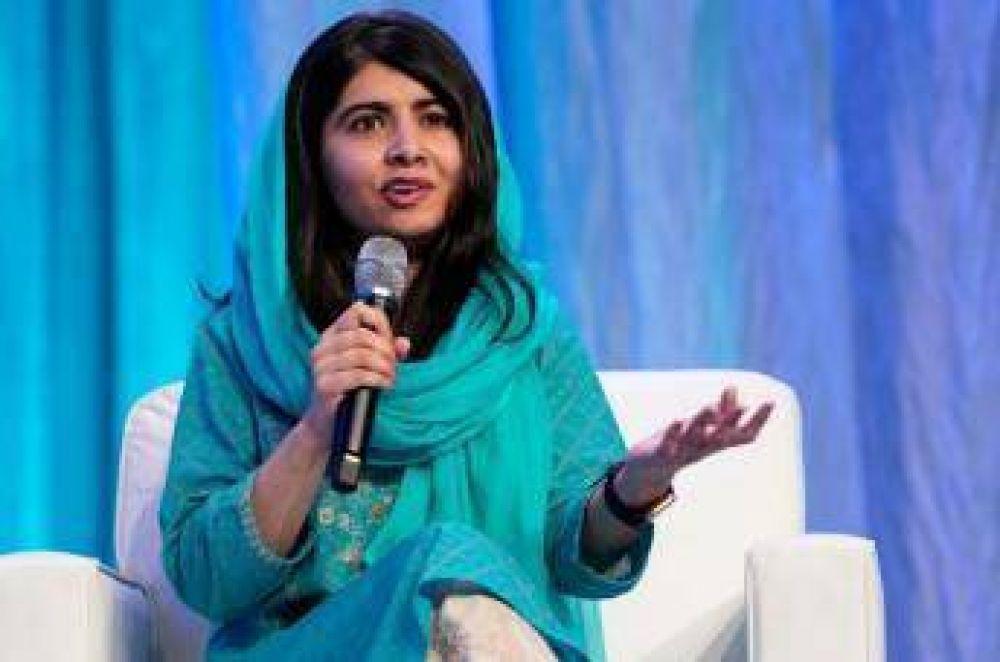 Malala Yousafzai recibió su diploma en la Universidad de Oxford