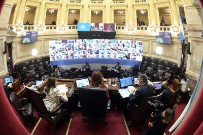 El Senado tratará mañana la ratificación al convenio de OIT sobre violencia y acoso laboral