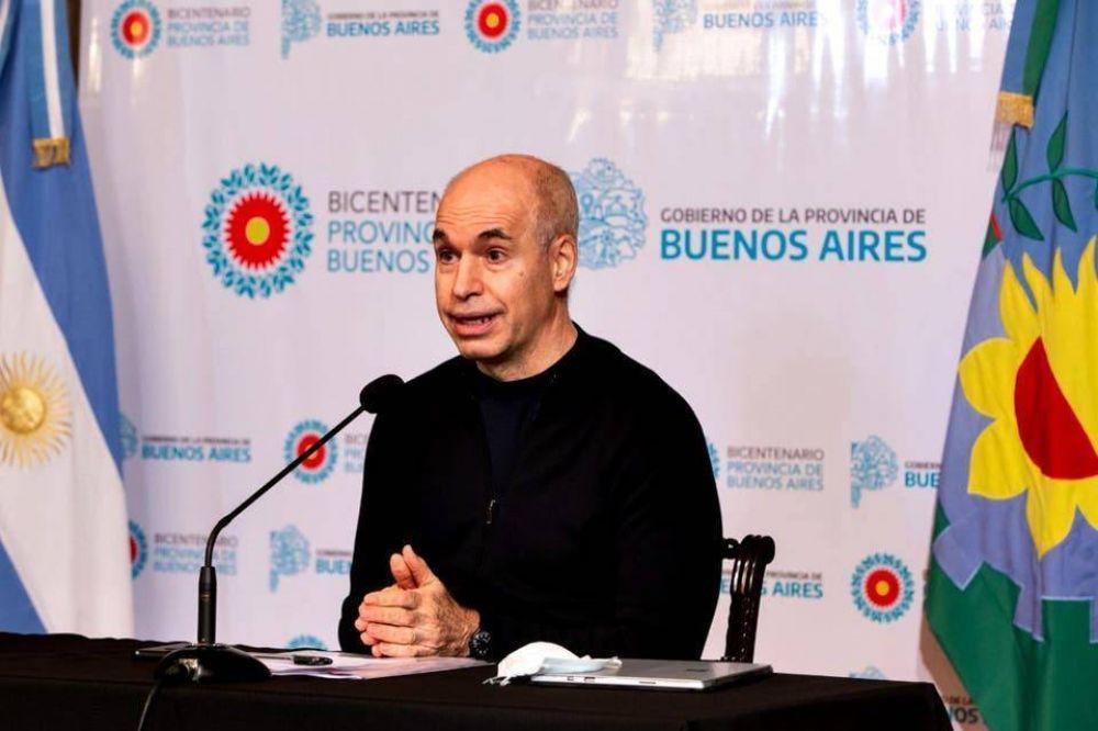 Coronavirus en la Argentina: Qué piensa Horacio Rodríguez Larreta de los anuncios que hará Alberto Fernández