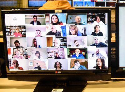 Teletrabajo: 17 proyectos y una agenda legislativa poco eficaz