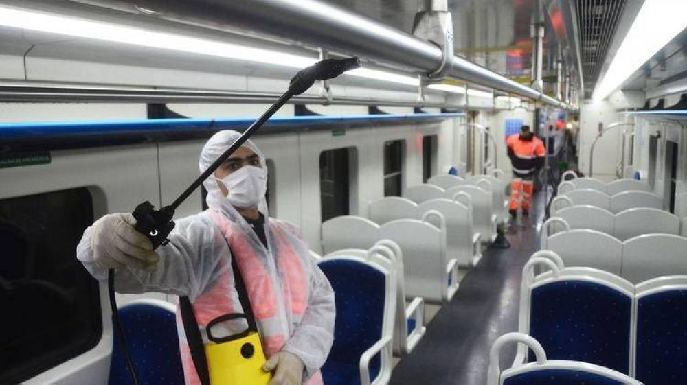 La ITF pone el foco en trenes seguros y sostenibles frente al Covid-19