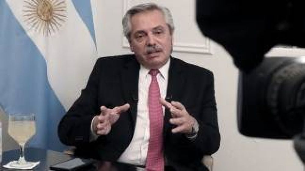 Coronavirus: el Presidente dialogará con líderes latinoamericanos y con el FMI
