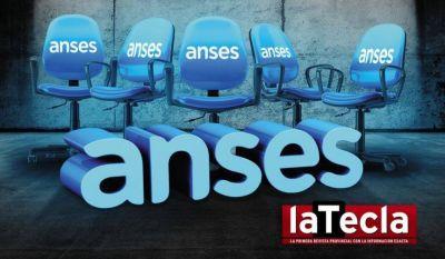 Los Kapos de la Anses en los 135 municipios