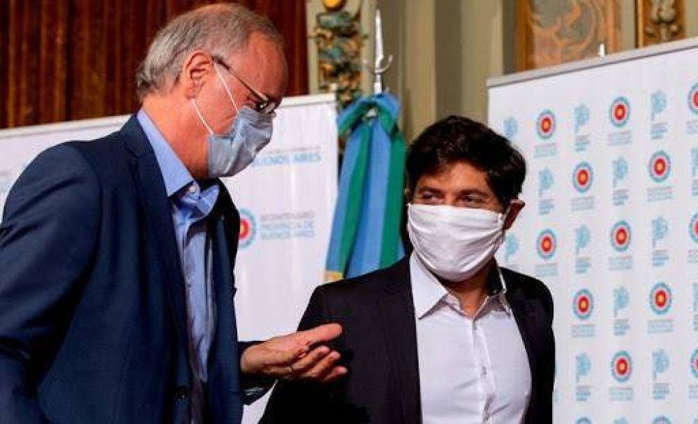Kicillof le puso límites al fondo especial para coronavirus
