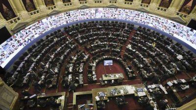 Los tironeos entre oficialismo y oposición enfrían la actividad en Diputados, sin fecha de nueva sesión