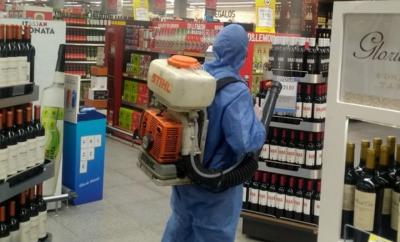 """SEOCA denuncia """"débil accionar de las empresas"""" con las medidas de prevención sanitarias en los supermercados"""