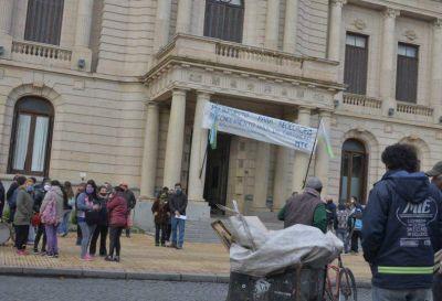 Cartoneros exigieron información sobre la gestión de residuos municipal e insistieron en un plan integral