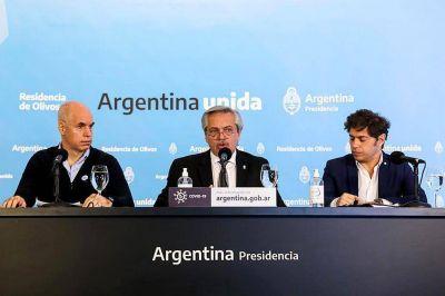Coronavirus en la Argentina: el Gobierno define con la ciudad y la provincia cómo será la