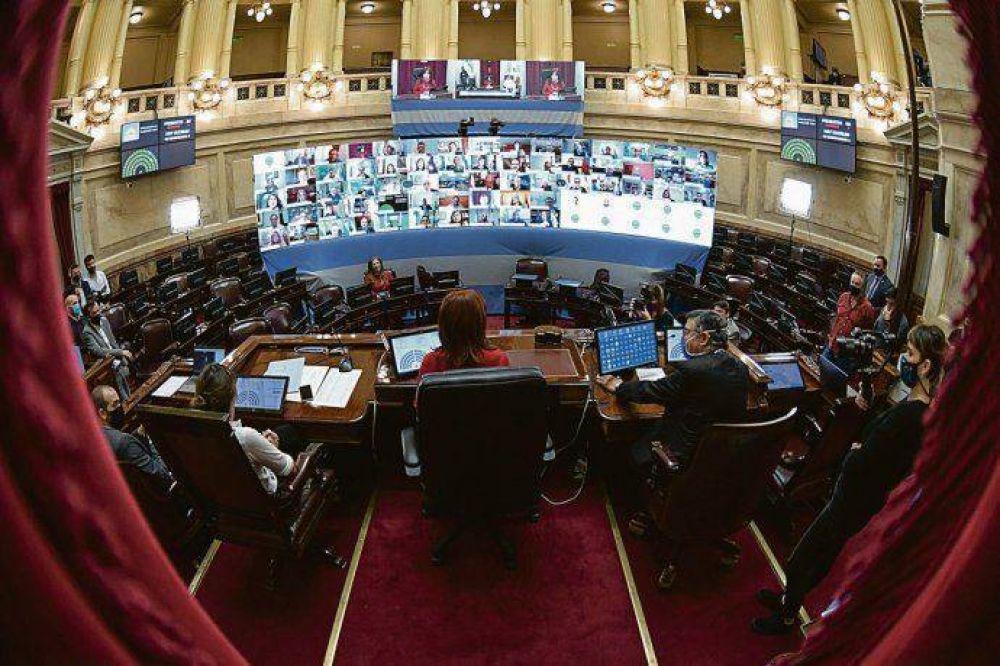 Senado debate la creación de la Bicameral para investigar la deuda de Vicentin