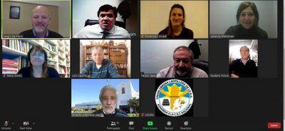 """UOLRA presentó el informe """"el sector ladrillero ante la pandemia del COVID-19"""""""