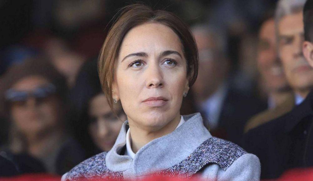 46.000 víctimas del espionaje de María Eugenia Vidal